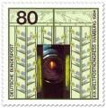 Stamp: Abtastobjektiv Briefverteilanlage