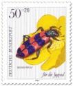 Stamp: Bienenwolf Käfer