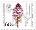 Stamp: Brand Knabenkraut (Orchidee)