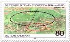 Stamp: Desy Hamburg Elektronen Synchrotron