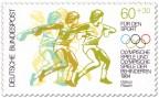 Stamp: Diskuswerfen