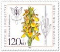 Stamp: Holunder Knabenkraut Orchidee