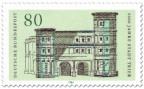 Stamp: Porta Nigra in Trier