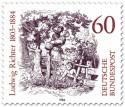 Stamp: Zeichnung von Ludwig Richter (Zeichner)