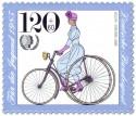 Stamp: Adler Dreirad 1887