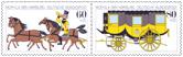 Stamp: Briefmarken Mophila 1985 (Zusammendruck)