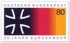 Stamp: Bundeswehr (Briefmarke)