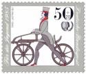 Stamp: Draisine Laufrad 1817