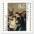 Stamp: Geburt Christi, Hans Baldung Grien (Weihnachtsmarke 1985)