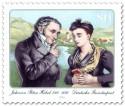 Stamp: Johann Peter Hebel (Dichter)