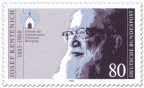 Stamp: Josef Kentenich (Gründer der Schönstatt-Bewegung)