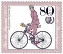 Stamp: Kreuzrahmen Niederrad