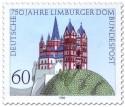 Stamp: 750 Jahre Limburger Dom