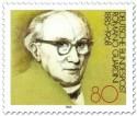 Stamp: Romano Guardini (Theologe)