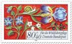Stamp: Wohlfahrtsmarke Briefmarke