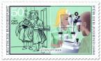 Stamp: Augenoptiker Sehtest