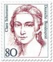 Stamp: Clara Schumann (Pianistin)