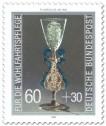 Stamp: Flügelglas