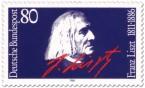 Stamp: Franz Liszt (Komponist)