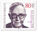 Stamp: Karl Barth (Theologe)