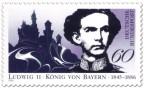 Stamp: Ludwig II. (König von Bayern)