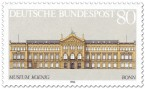 Stamp: Museum König in Bonn