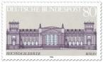 Stamp: Reichstagsgebäude in Berlin