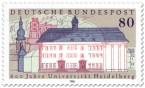 Stamp: 600 Jahre Universität Heidelberg