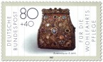 Stamp: Bursenreliquiar