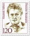 Stamp: Elisabeth Selbert Politikerin