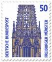 Stamp: Freiburger Münster (Turm)