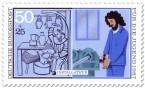 Stamp: Installateur, Handwerker