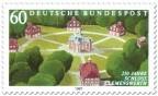Stamp: 250 Jahre Jagdschloss Clemenswerth