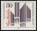 Stamp: Orgel von Dietrich Buxtehude (Organist)