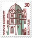 Stamp: Schloss Celle (Turm)