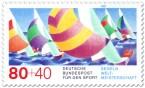 Stamp: Segelschiffe, Regatta (WM 87)