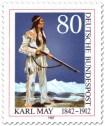 Stamp: Winnetou (von Karl May)