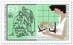 Stamp: Zahntechnik - Schönes Gebiss