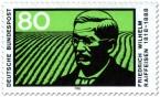Stamp: Feld - Friedrich Wilhelm Raiffeisen