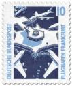 Stamp: Flughafen Frankfurt a./M.