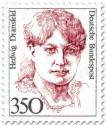 Stamp: Hedwig Dransfeld Fraünrechtlerin