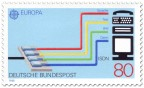 Stamp: ISDN Kabel-Verbindungen