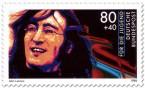 Stamp: John Lennon Musiker