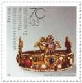 Stamp: Krone mit Edelsteinen (von Otto III, vor 963)