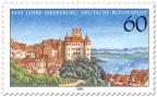 Stamp: Meersbug am Bodensee (Stadtansicht)