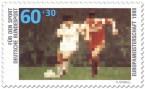 Stamp: Fussball (für den Sport)