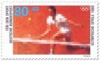 Stamp: Tennis (für den Sport)