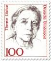 Stamp: Therese Giehse (Schauspielerin)