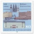 Stamp: 600 Jahre Universität zu Köln
