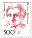 Stamp: Alice Salomon (Sozialreformerin)